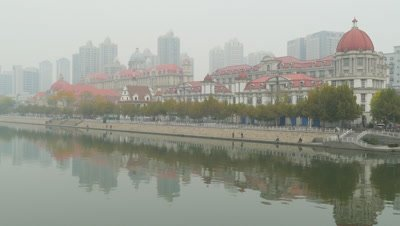 Old Concession Buildings in Tianjin, China