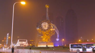 Centenary Clock, Tianjin, China
