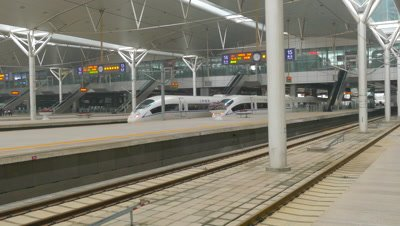 Beijing–Tianjin Intercity Railway, Tianjin, China