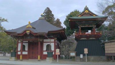 Naritasan Shinshoji Temple Complex, Narita, Chiba, Japan