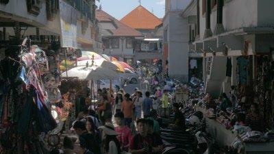 Ubud Traditional Art Market, Ubud, Bali, Indonesia
