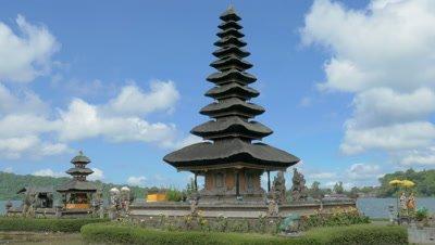 Pura Ulun Danu Beratan, Bedugul, Bali, Indonesia