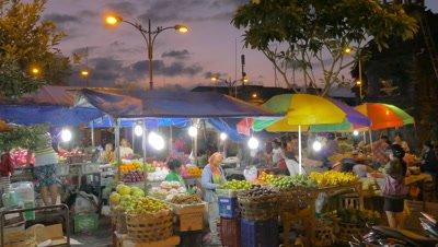 Denpasar Traditional Market, Bali, Indonesia