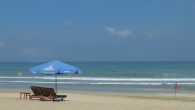 Kuta Beach, Kuta, Bali, Indonesia