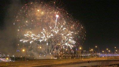 Tanabata Fireworks Festival in Taiwan