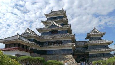 Matsumoto Castle, Matsumoto, Japan