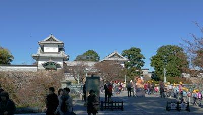 Ishikawa Gate at Kanazawa Castle