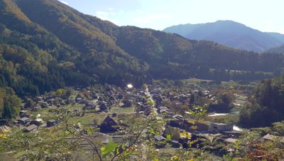 Shirakawa-go and Gokayama, Gifu, Japan