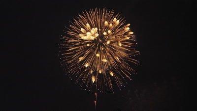 Nagaoka Fireworks Festival in Japan