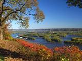 Fall At Pikes Peak State Park, Iowa