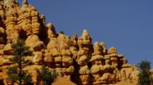 Red Rock Spires, Many Layers Together. Utah.
