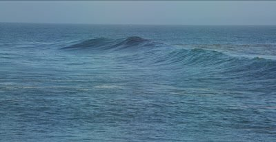 Coastal break pan, SURF Waves, Swell