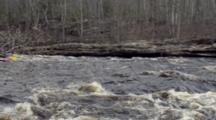 Springtime River Rafting