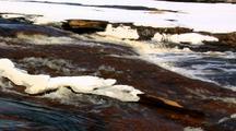 Kettle River In Winter