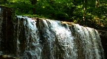 Hidden Falls On Prairie Creek
