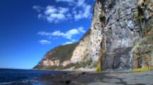 Maria Island Blow Hole Tasmania