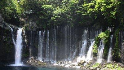 Shiraito No Taki Waterfall,Japan