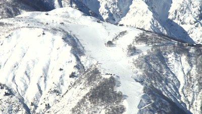 Hakuba Goryu Ski Resort,Chair Lift