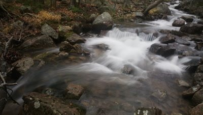 Fall Stream Time-lapse