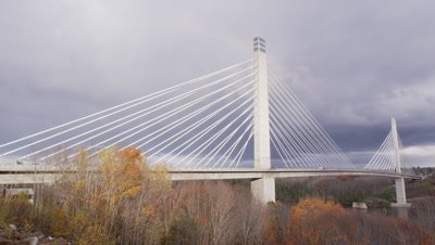 Penobscot Narrows bridge, Stockton Springs, Maine