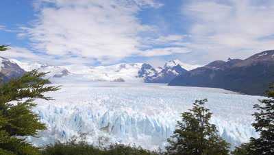 Glacial Relaxation - Perito Moreno Glacier at Los Glaciares National Park - 1 Hour Nature Relaxation - Video Décor