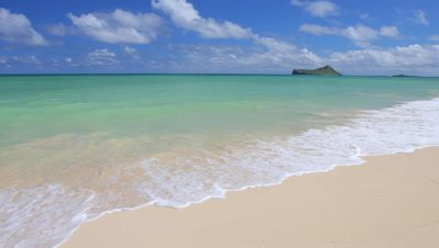 Hawaii Beaches - Oahu - 90 Minute Nature Relaxation - Video Décor