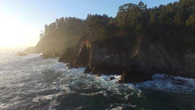 California Coast Aerials - Video Décor