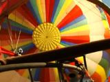 Interior View Of Hot Air Balloon