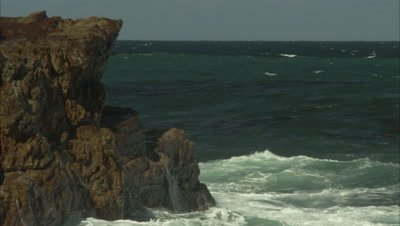 Rugged Coast, Waves of South Africa