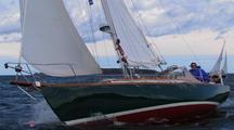 Morris Yacht Sailing