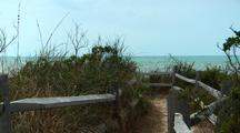 Bahia Honda State Park Nature Trail Meets Ocean