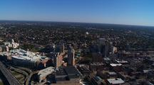 Providence Rhode Island From Above