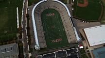 Harvard Stadium From Above
