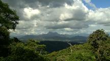 Mt Warning-Wollumbin Time Lapse - Ex Garden Of Eden