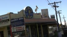 Storefront Restaurant