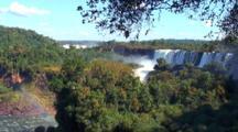Pullback, Pan Cataratas Iguazu, Brazil, Arg.