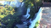 Zm, Pullback, Cataratas Iguazu, Brazil, Arg.