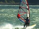Kite Surfing, Wind Surfing, Oregon, Board Sailing, Hood River Oregon, Columbia River Gorge