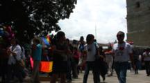 Plaza Central, Oaxaca, Mx, Gay Rights Parade