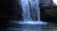 Zm, Pullback Waterfall-Limestone Swimming Hole