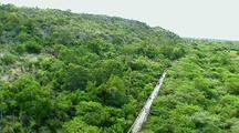 Aerial Over Aqua-Duct, Southwest Dominican Republic