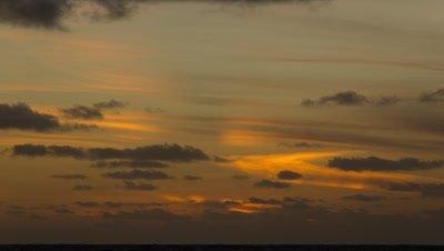 Sunrise Timelapse telephoto
