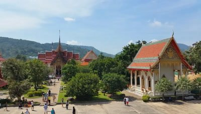 Thailand is a Southeast Asian country. It's known for tropical beaches, opulent royal palaces, ancient ruins and ornate temples displaying figures of Buddha.
