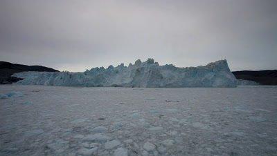 Glacier Stock Footage