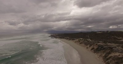 Southern Right Whales by drone in Hermanus SA