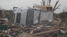 Tornado Damage - Moore, Ok 2013 - Hand Held Shot