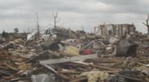 Tornado Damage - Moore, Ok 2013 - Tracking Shot
