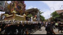 Balinese Royal Cremation Ceremony