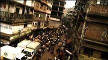 Bengali Street Scene