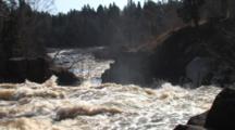 Beaver River, Northern Minnesota, Viewing Downstream